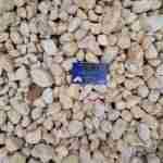 20mm-cream-pebbles near me with a melbourne, mordialloc garden supplies business card