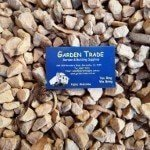 40mm-tuscan-pebbles with a melbourne garden supplies business card