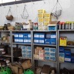 BUILDERS, BRICKIES, HARDWARE, including fascia ties and stainless steel fittings showing at a boundary rd mordialloc garden supplies business near me
