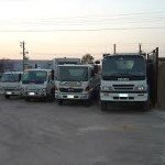 delivery trucks bayside garden supplies melbourne, mordialloc