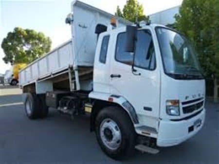 mordialloc garden supplies ideal size delivery truck in melbourne