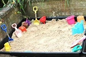 play pit sand displayed at a boundary rd mordialloc garden supplies business in melbourne