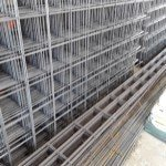 ute mesh re -enforcement steel for building concret slabs at a garden supplies business in mordialloc melbourne